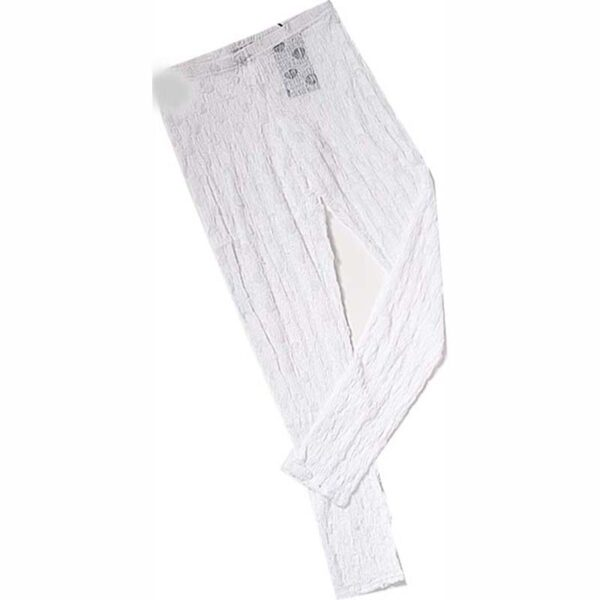 Boris Industries Legging weiss transparent