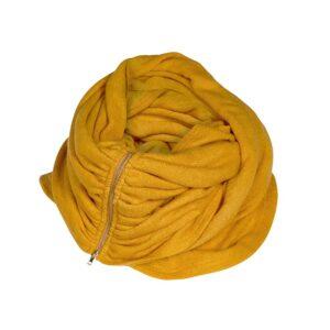 Zoey Schal mais gelb