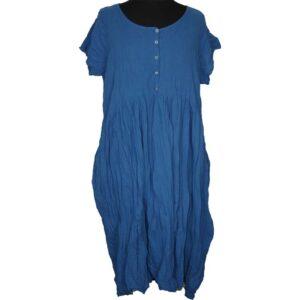 Privatsachen Kleid Nähcafe indigo