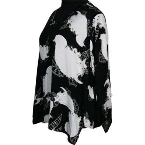 Kischella Design Shirt Vögel Seite