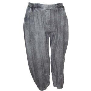 Zedd Plus Jeans Hose grau