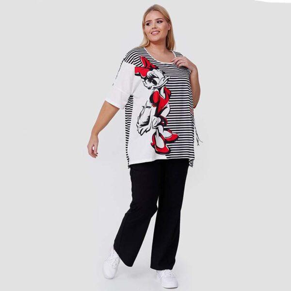 CN-G T-Shirt Daisy Vorne